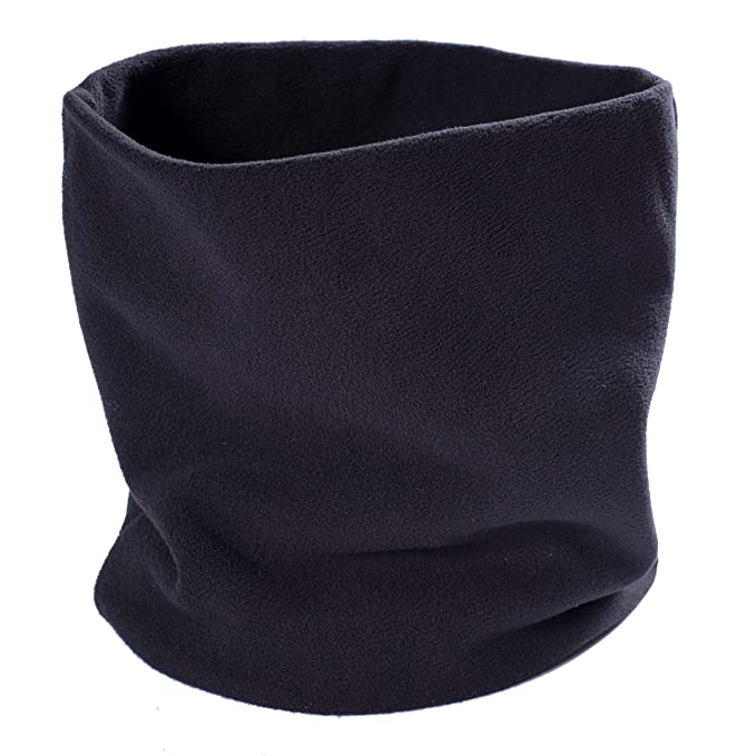 Amazon.com  Lupa Canadian Handmade 2-Ply Micro Fleece Neck Warmer ... eb0295eb858
