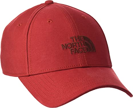The North Face 66 Classic Gorra de béisbol, Unisex, Rojo (Cardinal ...