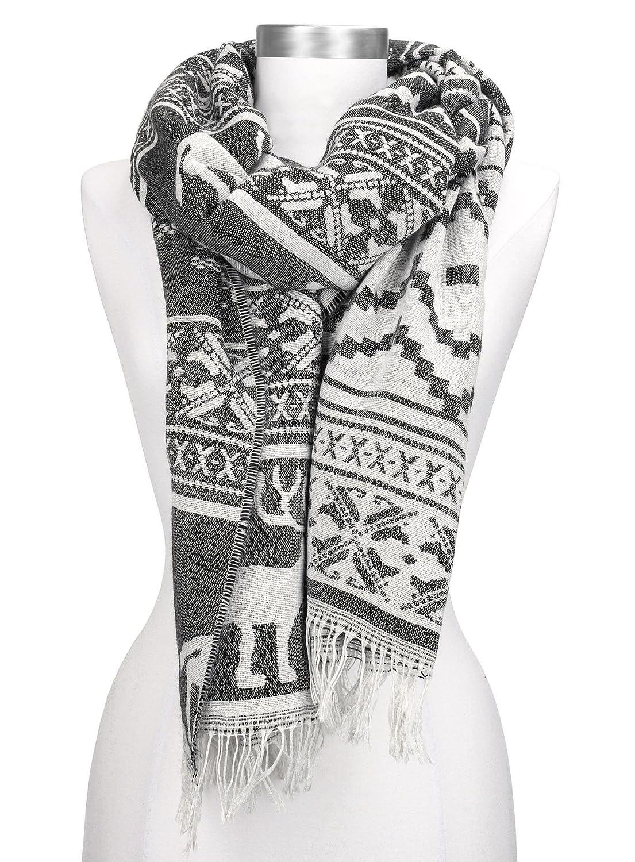 Atemberaubend Damen Strickschal Muster Fotos - Strickmuster-Ideen ...