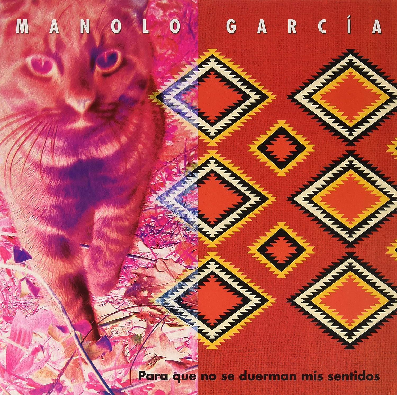 Manolo Garcia - Para Que No Se Duerman Mis Sentidos Tarjeta ...