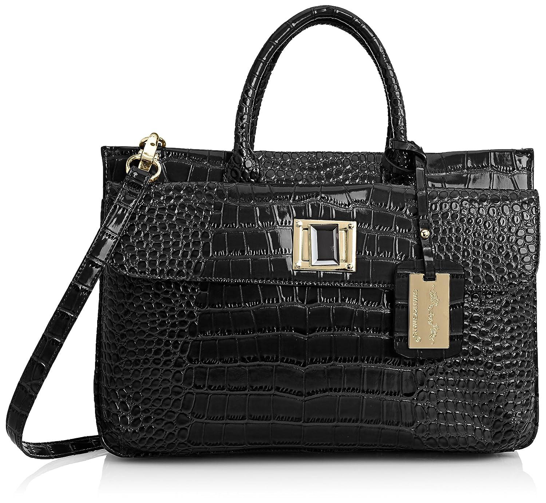 Swankyswans Bedford Patent Leather Business, sacoche ordinateur portable femme 8512CRC