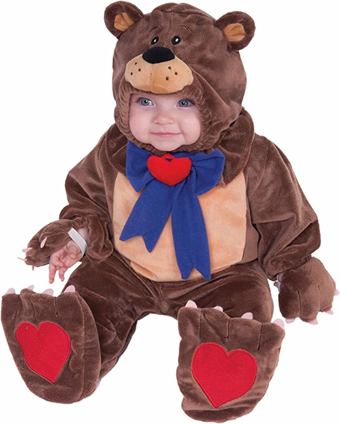 Forum Novelties Toddler Teddy Bear Costume
