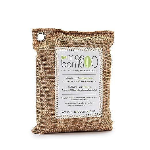 Geruch In Der Küche   Lufterfrischer Cleanair 250g Aus Bambus Aktivkohle Naturlicher