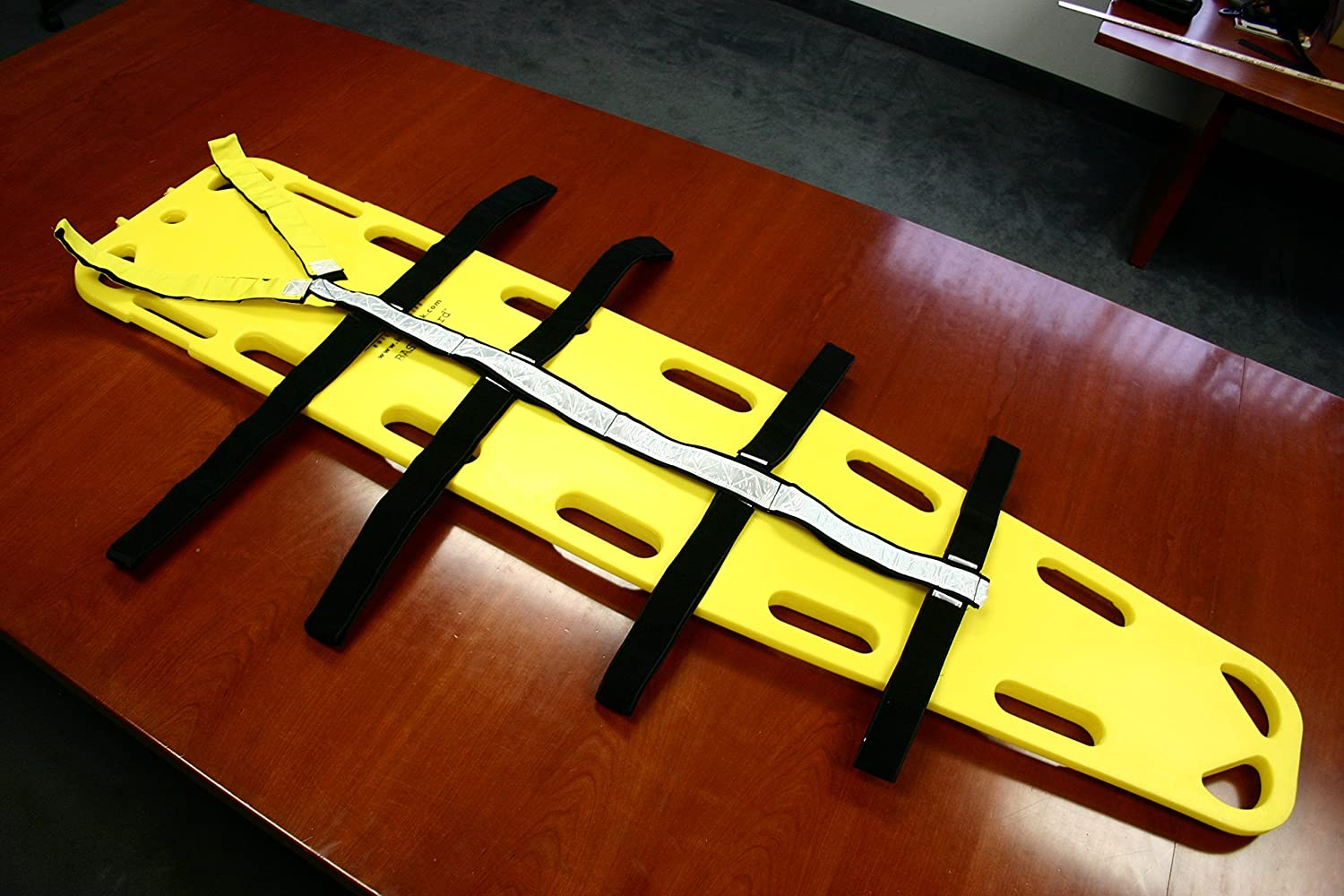 Iron Duck 30000 Board Loc Spinal Immobilization Strapping System does not include backboard