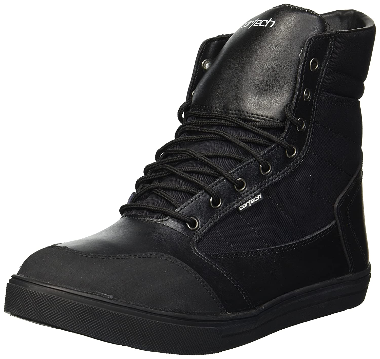 Cortech Mens Vice WP Riding Shoe Black, Size 10 1 Pack