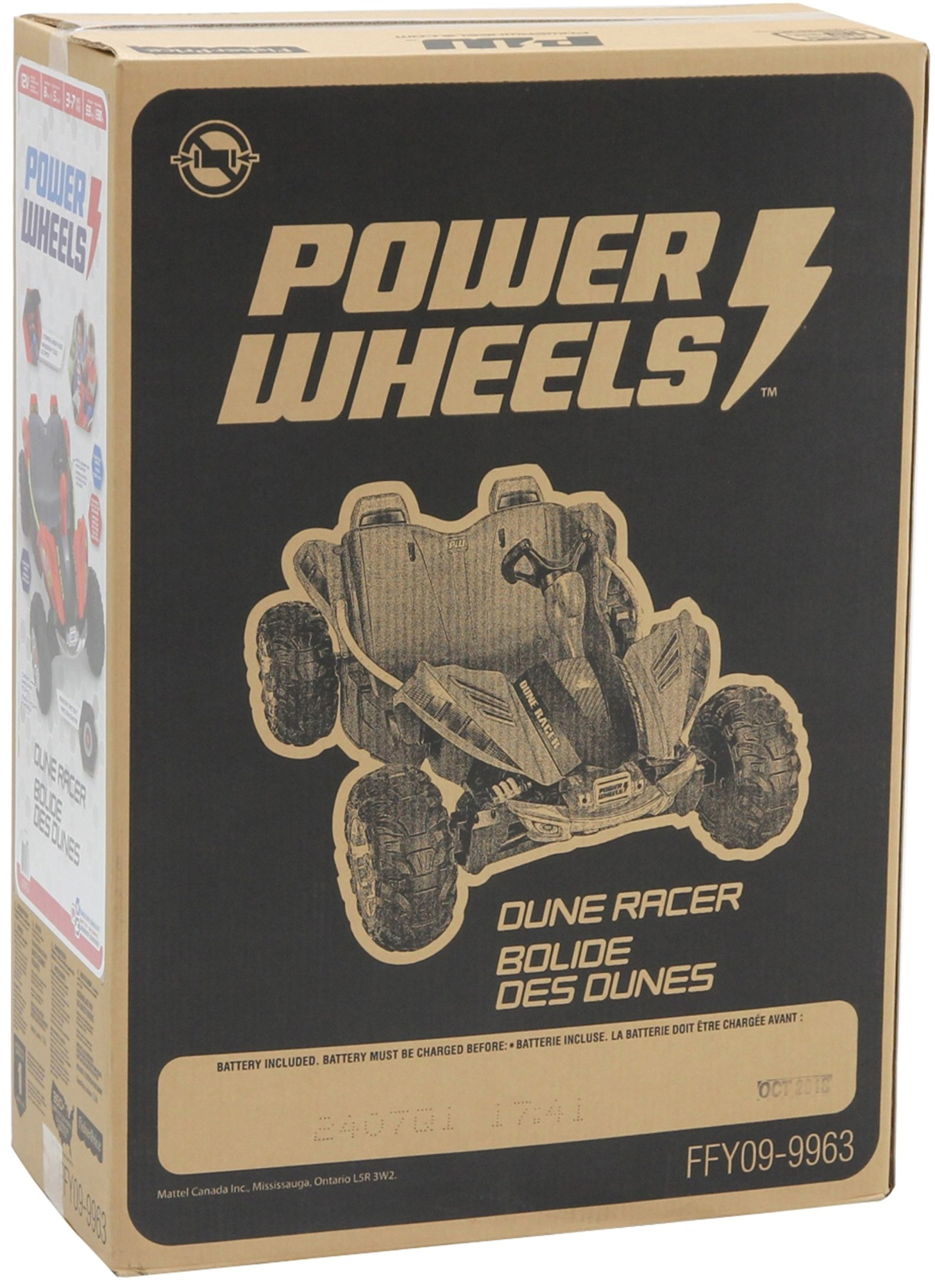 Power Wheels Dune Racer, Fire Red by Fisher-Price (Image #5)