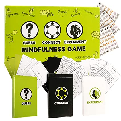 Amazon.com: Mindfulness Family Therapy Card Games: Artagia 3 ...