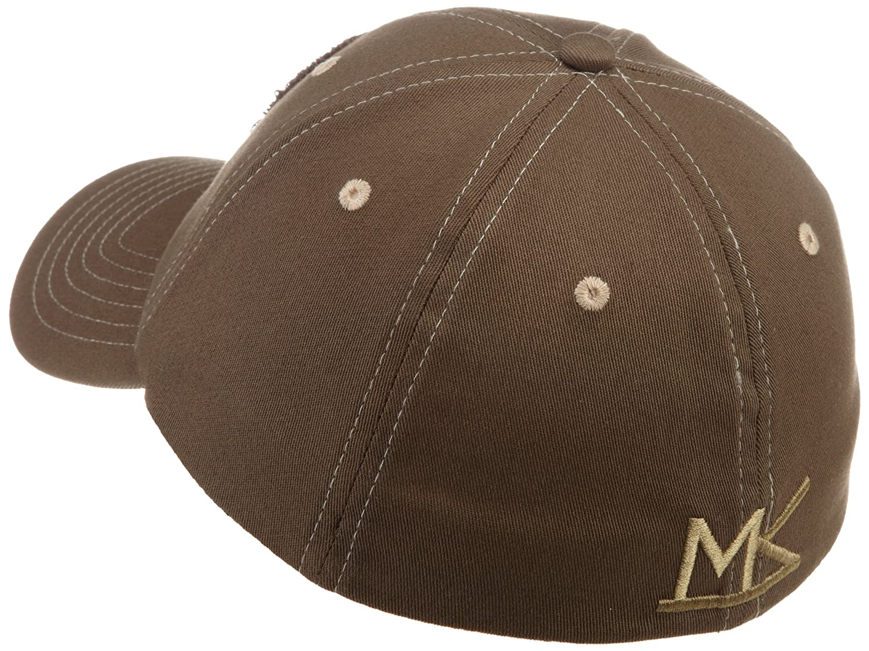 db294a92d17 Mountain Khakis Men s MK Freyed Patch Stretch Twill Cap (Pine ...