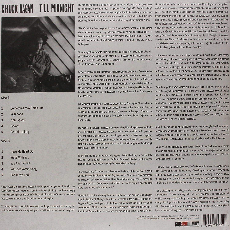 Till Midnight Vinyl