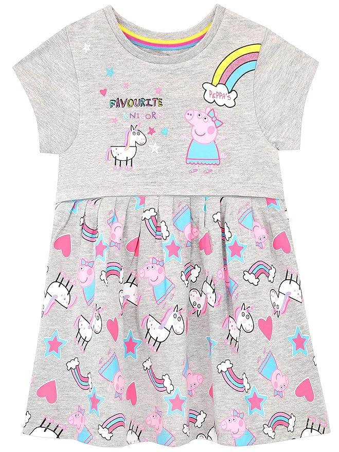 Vestido de Unicornio Peppa Pig