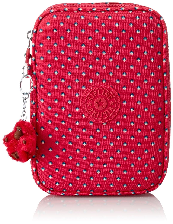 Amazon.com: Kipling - 100 PENS - Medium Pen Case - Pink ...