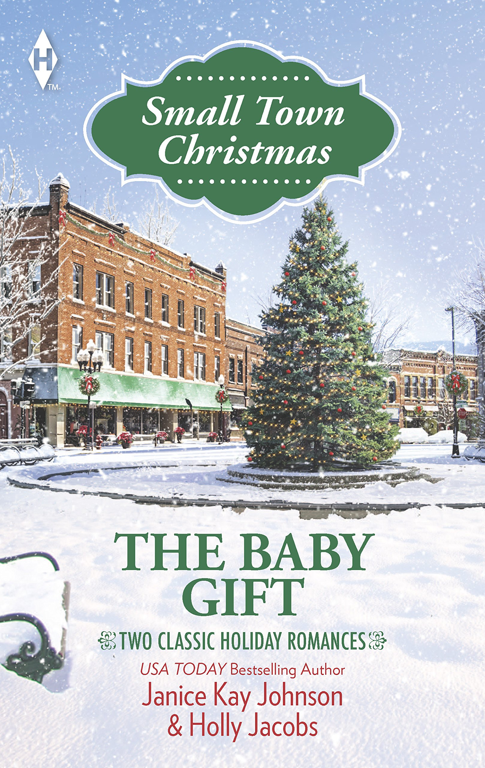 Download The Baby Gift: An Anthology (Harlequin Small Town Christmas Collection) PDF
