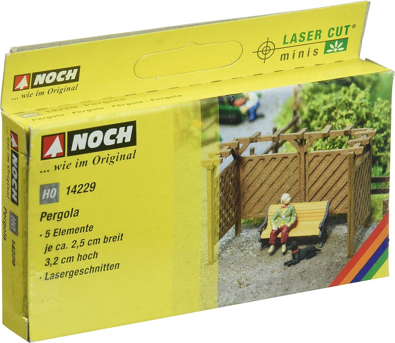 NOCH 14229 Pergola - Modelado Horizontal: Amazon.es: Juguetes y juegos