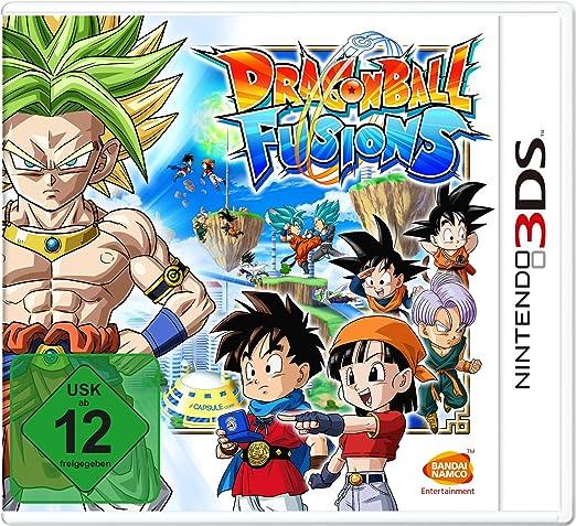 Dragon Ball Fusions [Importación alemana]: Amazon.es: Videojuegos