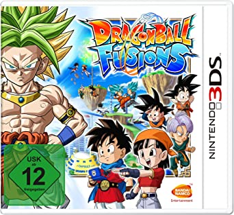 Dragon Ball Fusions Amazonde Games