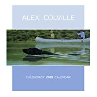 Alex Colville 2019 Calendar (English and French Edition)