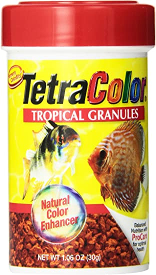 tetracolor Tropical gránulos: Amazon.es: Productos para mascotas