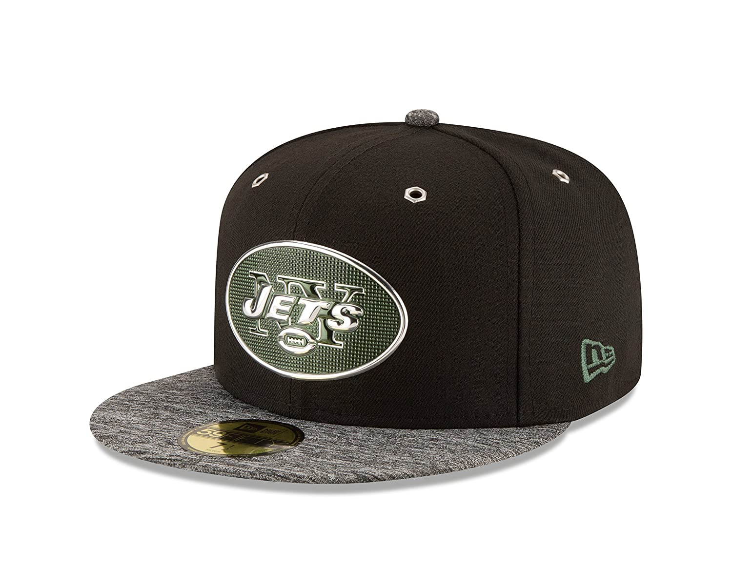 New Era NFL 2016 Black Draft 59FIFTY Fitted Cap
