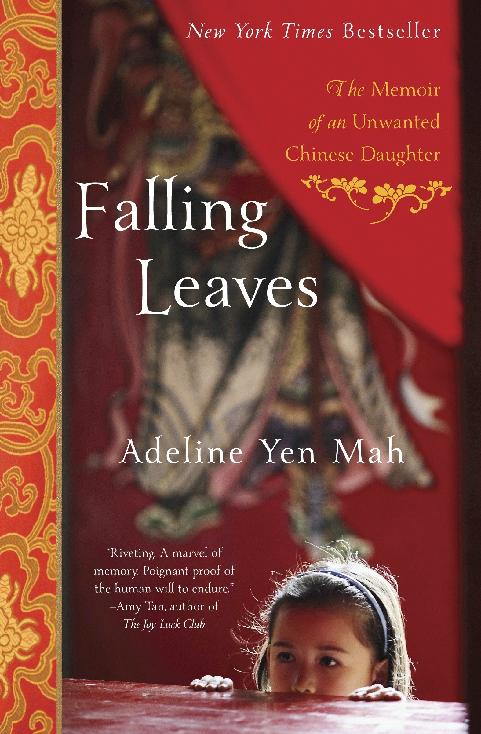 baa809f38c6c Falling Leaves: The Memoir of an Unwanted Chinese Daughter: Adeline ...
