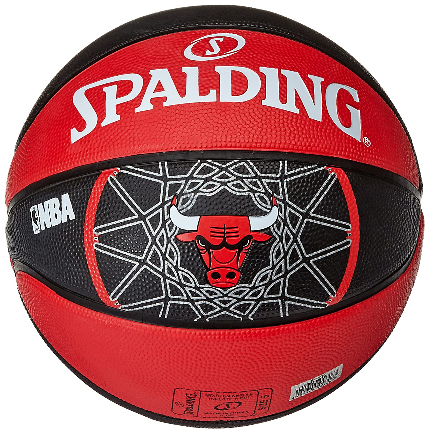 Spalding 3001587011315, Baloncesto, Multicolor, 5: Amazon.es ...