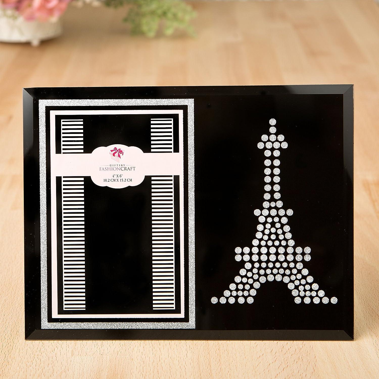 Amazon.de: Unbekannt Fashioncraft Classy Eiffelturm Bilderrahmen