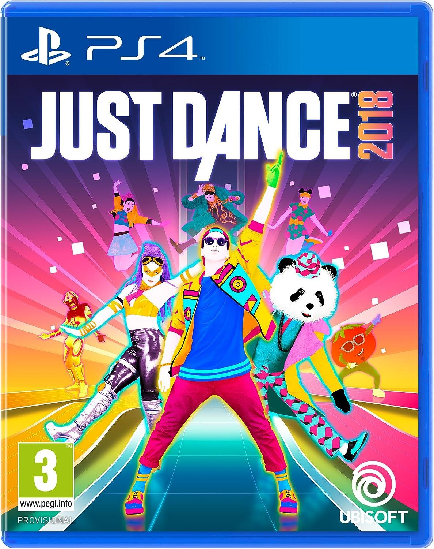 Just Dance 2018 [importación italiana]: Amazon.es: Videojuegos