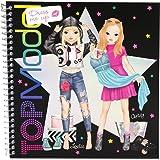 Depesche 7999 - Album Vesti la Tua Top Model, Colori Assortiti