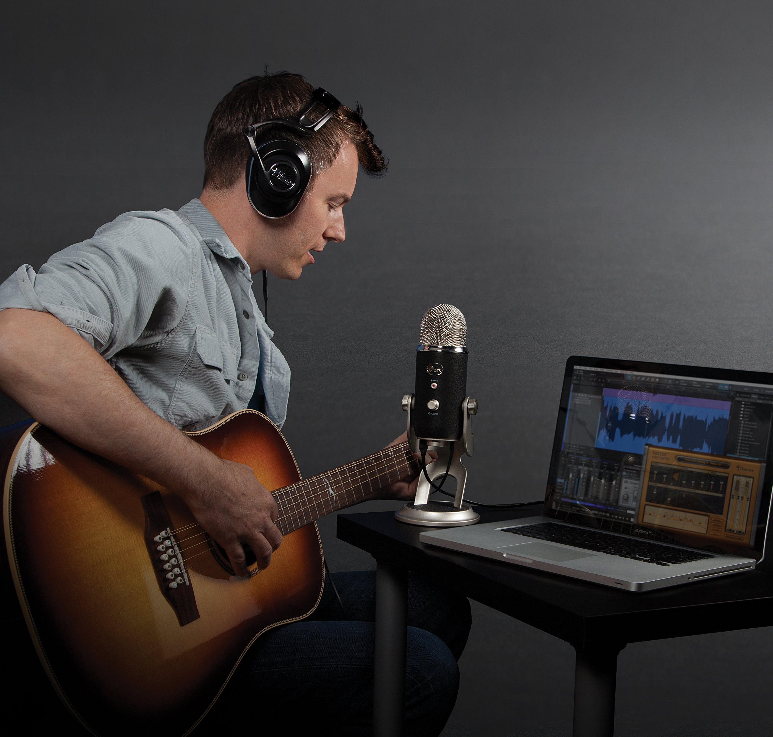 Blue Yeti Pro Studio All-In-One Pro Studio Vocal System with Recording Software by Blue (Image #3)