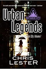 Urban Legends (Metamor City Book 1) Kindle Edition