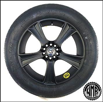 SP15185112155 - Rueda de repuesto de aleación + neumático 155 85 R18 ...