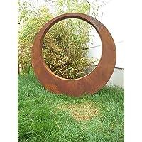 Para Jardín (Acero Inoxidable óxido de escultura