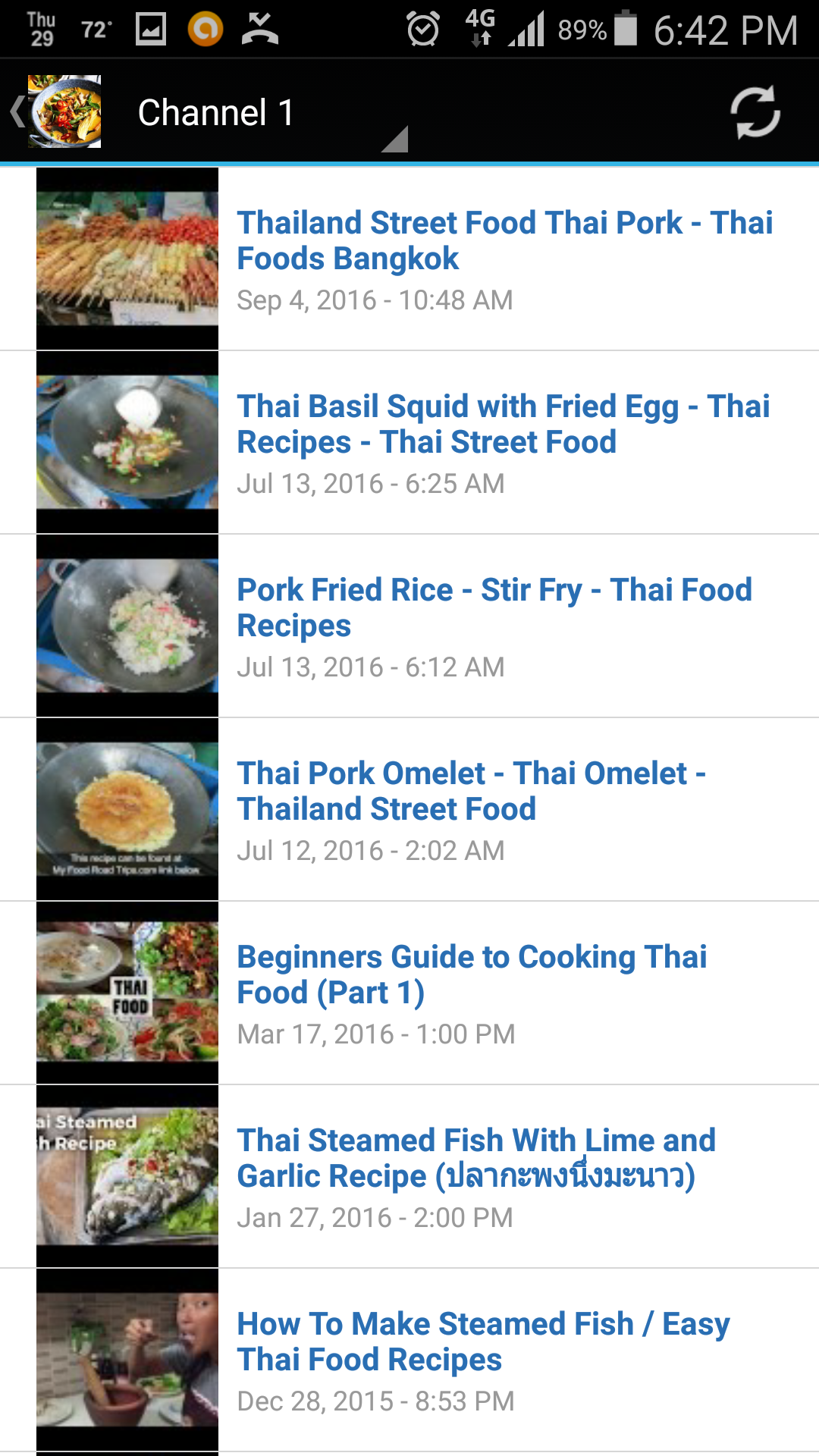 Amazon thai food recipes app appstore for android 000 forumfinder Choice Image