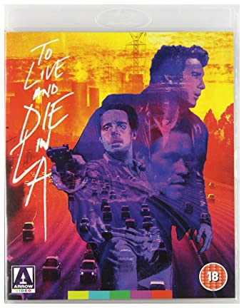 To Live And Die In L.A. [Blu-ray]