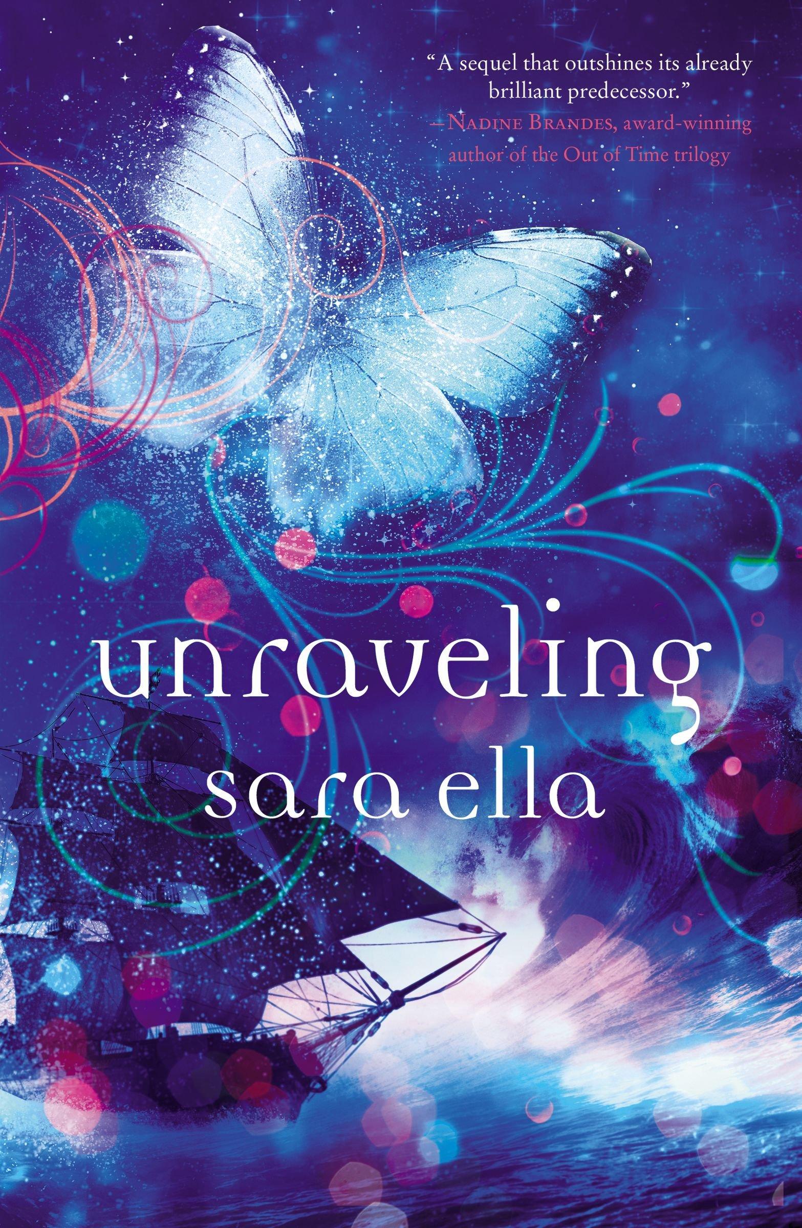 Amazon: Unraveling (the Unblemished Trilogy) (9780718081034): Sara  Ella: Books