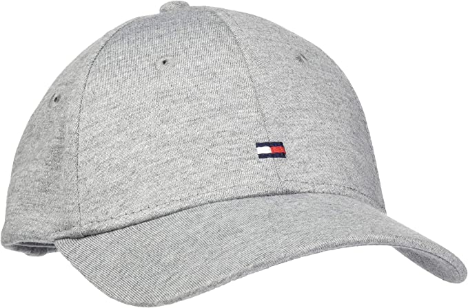 Tommy Hilfiger BB Cap Jersey Gorra de béisbol, (Grey 0jl), Talla ...