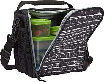 Rubbermaid LunchBlox Medium Lunch Bag (Black)