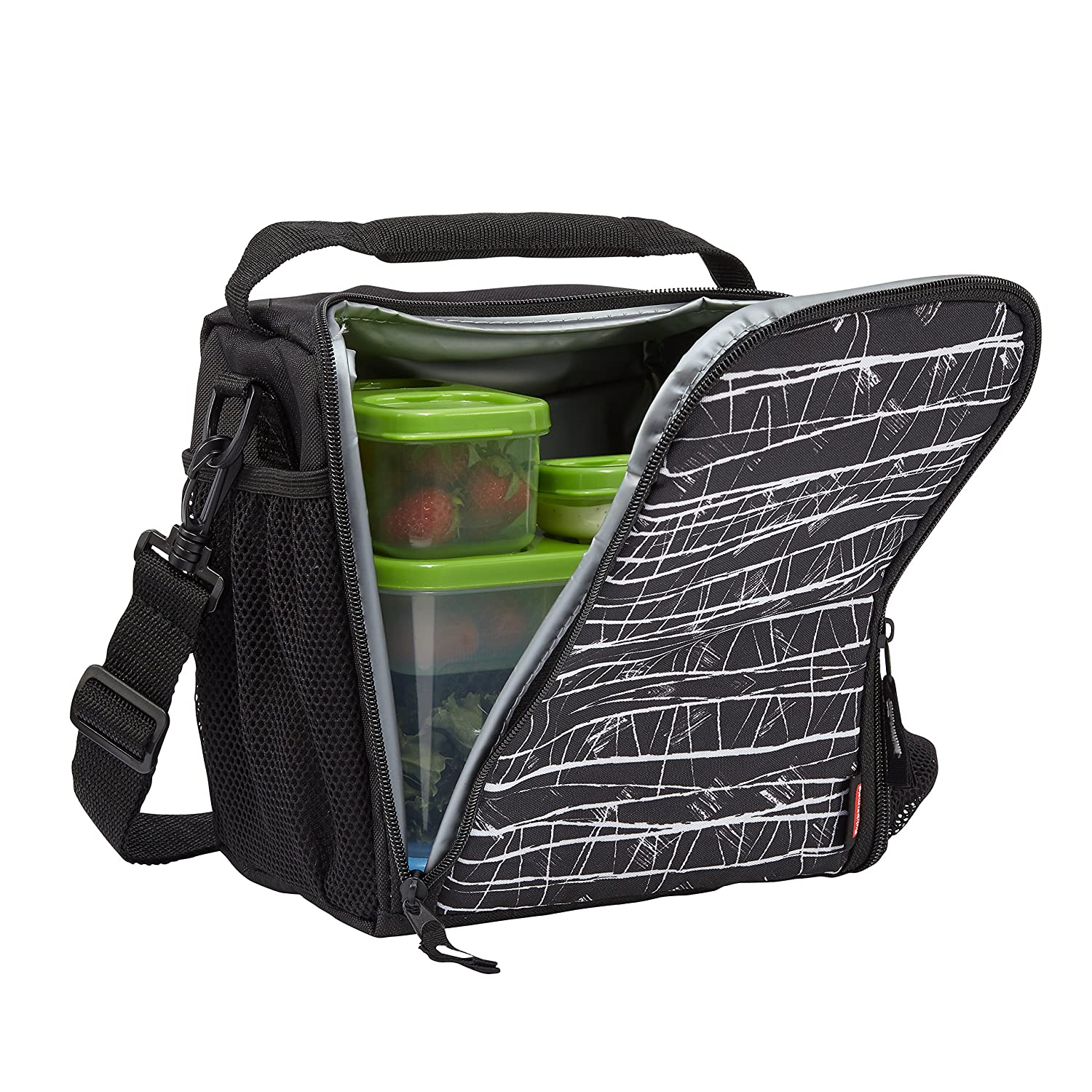 Rubbermaid Lunch Bag Black