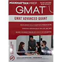 GMAT Advanced Quant: 250+ Practice Problems & Bonus Online Resources(两种封面 随机发货)