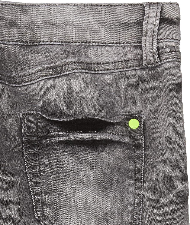 s.Oliver Jungen 67.912.71.3554 Jeans Grey Denim Stretch 95z1 , Grau Herstellergr/ö/ße: 164