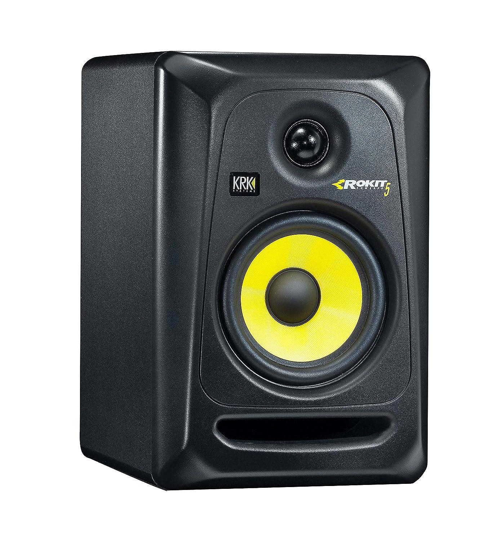 Krk Rp5g3 Rokit 5 G3 2 Way Powered Studio Monitor Speaker Portable Pa Addons Bob Audio 12 Inch 3 Mic Wireless Digital Black Musical Instruments