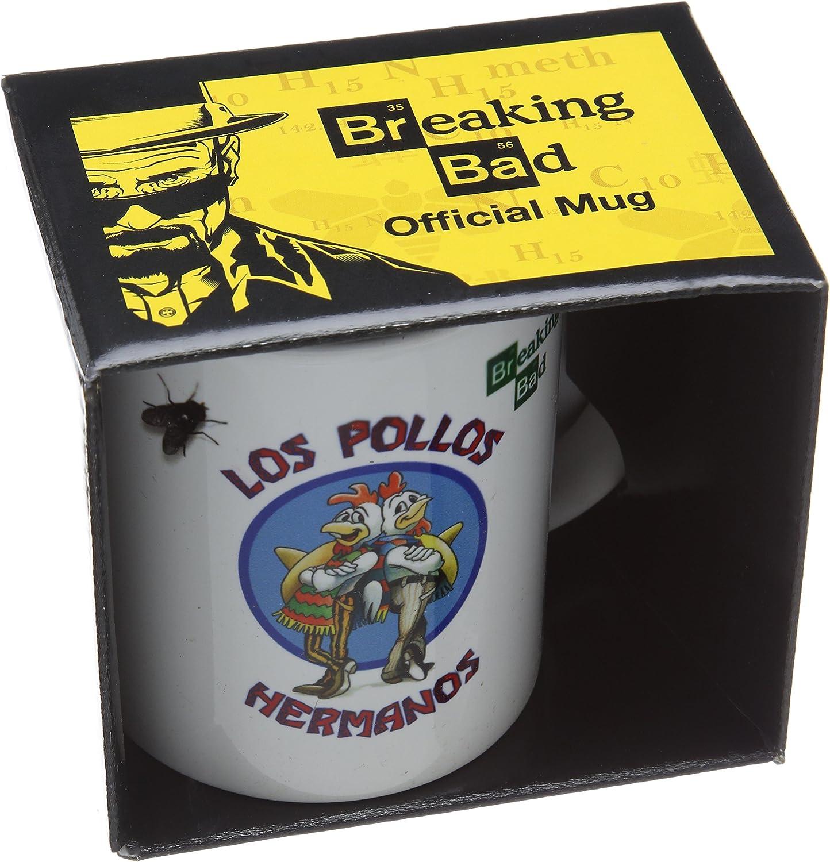 Mug Licenza Ufficiale Los Pollos Hermanos Tazza di caff/è