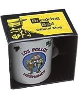 """Breaking Bad MG22468 - Taza de cerámica, diseño con texto """"Los Pollos Hermanos"""" - Taza Los hermanos pollos"""