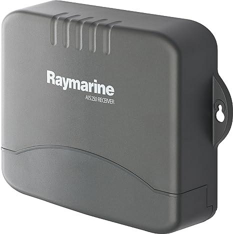 Raymarine AIS250 AIS Receiver - Antena para Barcos, Color ...