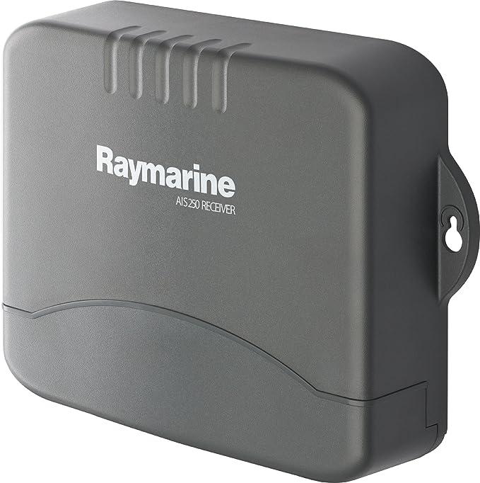 Raymarine AIS250 AIS Receiver - Antena para Barcos, Color Gris: Amazon.es: Deportes y aire libre