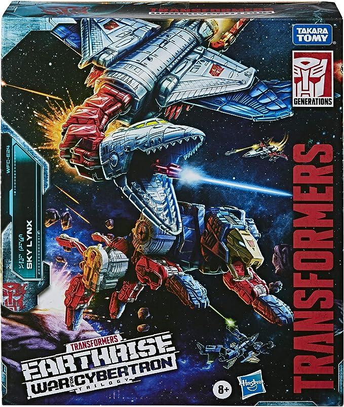 Transformers War for Cybertron Earthrise Commander Sky Lynx