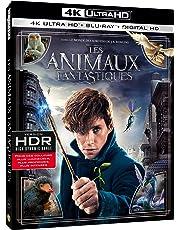 Les Animaux fantastiques - Le monde des Sorciers de J.K. Rowling - 4K Ultra HD [4K Ultra HD