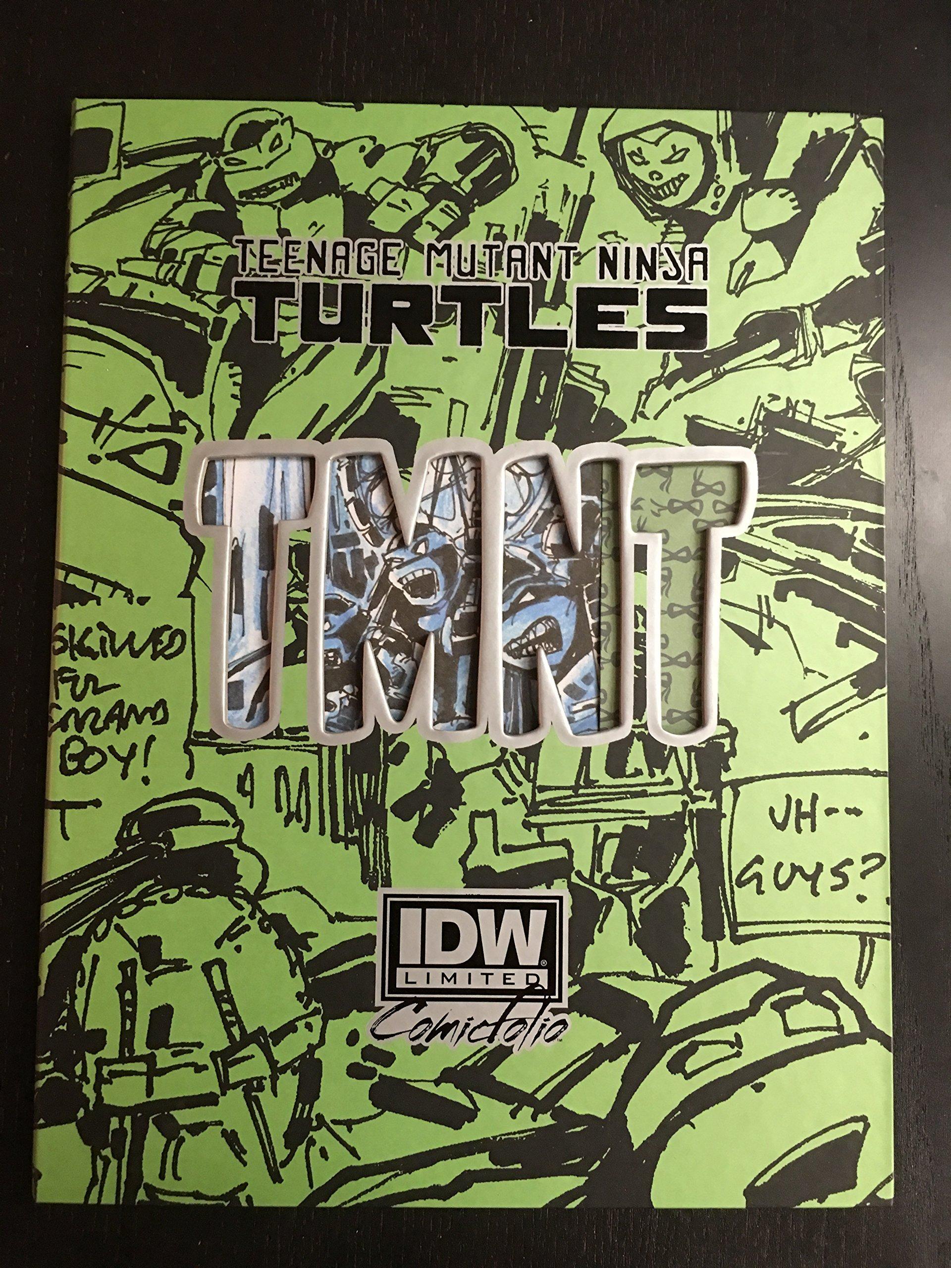Teenage Mutant Ninja Turtles #21 Comicfolio Edition TMNT ...