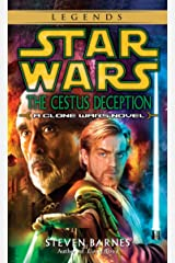 The Cestus Deception (Star Wars: Clone Wars Novel) Mass Market Paperback
