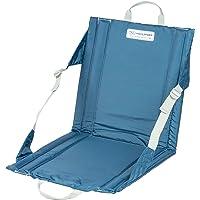 Highlander Folding Outdoor Sit Mat – Lightweight Padded Portable Stadium Seat ideal for Walking, Picnics, Camping, Hiking  or Festivals