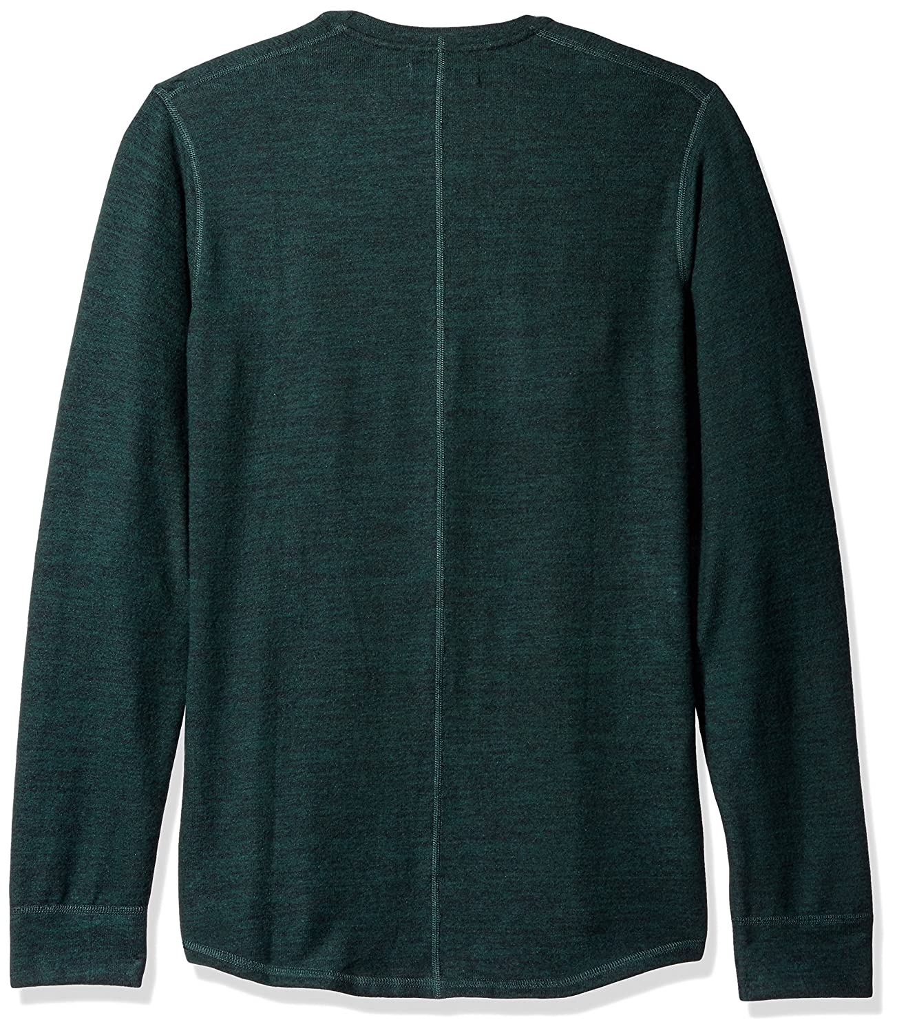 san francisco 0abea c5638 Velvet by Graham & Spencer Men's Bronson Heather Jersey Knit Long Sleeve  Shirt